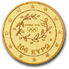 Greece Euro Gold Coins