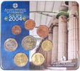 Greece Official Euro Coin Sets