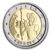 Spain 2 euro commemorative Coins