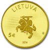 Lithuania Euro Gold Coins