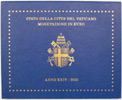 Vatican Official Euro Coin Sets