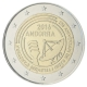 Andorra 2 Euro Coin - 25th Anniversary of the Radio and Television of Andorra 2016 - © European Central Bank