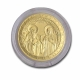 Austria 50 Euro gold coin 2000 Years of Christianity - The Christian Religious Orders 2002 - © bund-spezial