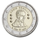 Belgium 2 Euro Coin - 200th Anniversary of the Birth of Louis Braille 2009 - © bund-spezial