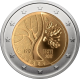 Estonia 2 Euro Coin - Estonia's Road to Independence 2017 - © ddalbert