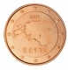 Estonia 5 Cent Coin 2011 - © Michail