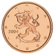 Finland 2 Cent Coin 2004 - © Michail