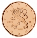 Finland 2 Cent Coin 2012 - © Michail