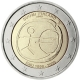 Finland 2 Euro Coin - 10 Years Euro 2009 - © European Central Bank