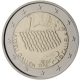 Finland 2 Euro Coin - 150th Anniversary of the Birth of artist Akseli Gallen-Kallela 2015 - © European Central Bank