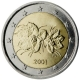Finland 2 Euro Coin 2001 - © European Central Bank