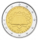 Finland 2 Euro Coin - 50 Years Treaty of Rome 2007 - © Michail