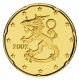 Finland 20 Cent Coin 2002 - © Michail