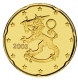 Finland 20 Cent Coin 2003 - © Michail