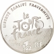 France 1 1/2 (1,50) Euro silver coin 100 years Tour de France - Time Trial 2003 - © NumisCorner.com