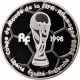 France 1 1/2 (1,50) Euro silver coin FIFA Football World Cup 2006 Germany 2005 - © NumisCorner.com