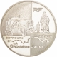 France 1 1/2 (1,50) Euro silver coin Round-the-world trips - Croisière Jaune Beirut / Beijing 2004 - © NumisCorner.com