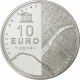 France 10 Euro Silver Coin - UNESCO World Heritage - Banks of the Seine - Eiffel Tower - Palais de Chaillot 2014 - © NumisCorner.com