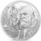 France 100 Euro Silver Coin - 100th Anniversary of Death of Auguste Rodin 2017 - © NumisCorner.com