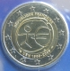 France 2 Euro Coin - 10 Years Euro - WWU - UEM 2009 - © eurocollection.co.uk