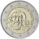 France 2 Euro Coin - 100th Anniversary of the Birth of Abbe Pierre 2012 - © European Central Bank