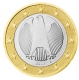 Germany 1 Euro Coin 2003 J - © Michail