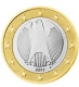 Germany 1 Euro Coin 2011 F - © Michail