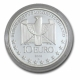 Germany 10 Euro silver coin 100 years Subway in Germany 2002 - Proof - © bund-spezial