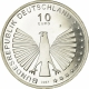 Germany 10 Euro silver coin 50 Years Treaty of Rome 2007 - Brilliant Uncirculated - © NumisCorner.com