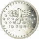 Germany 10 Euro silver coin 50 years State of Saarland 2007 - Brilliant Uncirculated - © NumisCorner.com