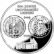 Germany 10 Euro silver coin 600 years University of Leipzig 2009 - Brilliant Uncirculated - © Zafira