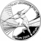 Germany 10 Euro silver coin IAAF Athletics World Championships in Berlin 2009 - Brilliant Uncirculated - © Zafira