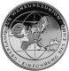 Germany 10 Euro silver coin Introduction of the euro - Transition to Monetary Union 2002 - Brilliant Uncirculated - © Zafira