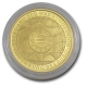 Germany 100 Euro gold coin Introduction of the euro - Transition to Monetary Union 2002 - G (Karlsruhe) - Brilliant Uncirculated - © bund-spezial