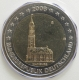 Germany 2 Euro Coin 2008 - Hamburg - St. Michaelis Church - G - Karlsruhe - © eurocollection.co.uk