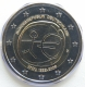 Germany 2 Euro Coin 2009 - 10 Years Euro - WWU - G - Karlsruhe - © eurocollection.co.uk