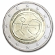 Germany 2 Euro Coin 2009 - 10 Years Euro - WWU - J - Hamburg - © bund-spezial