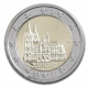 Germany 2 Euro Coin 2011 - North Rhine Westphalia - Cologne Cathedral - D - Munich - © bund-spezial