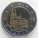 Germany 2 Euro Coin 2011 - North Rhine Westphalia - Cologne Cathedral - J - Hamburg - © eurocollection.co.uk