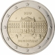 Germany 2 Euro Coin 2019 - 70 Years Since the Constitution of the Federal Council - Bundesrat - F - Stuttgart - © European Central Bank