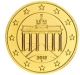 Germany 50 Cent Coin 2012 F - © Michail