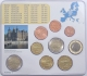 Germany Official Euro Coin Sets 2007 A-D-F-G-J complete Brilliant Uncirculated - © Jorge57