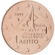 Greece 1 Cent Coin 2004 - © European Central Bank