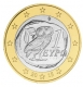 Greece 1 Euro Coin 2015 - © Michail