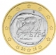 Greece 1 Euro Coin 2016 - © Michail