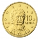 Greece 10 Cent Coin 2002 - © Michail