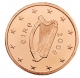 Ireland 2 Cent Coin 2008 - © Michail