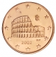 Italy 5 Cent Coin 2002 - © Michail