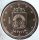 Latvia 2 Cent Coin 2014 - © eurocollection.co.uk