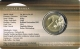 Latvia 2 Euro Coin - Riga - European Capital of Culture 2014 Coincard - © Zafira